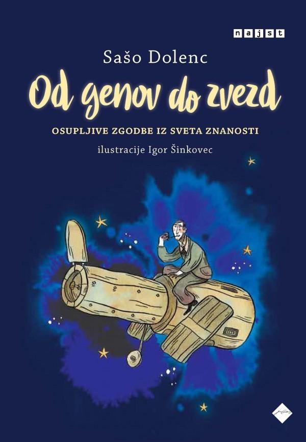 Od genov do zvezd - naslovnica